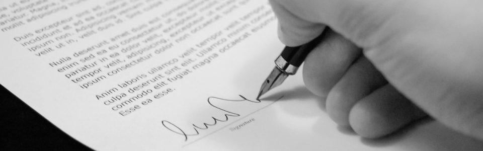 Uma nova visão sobre os contratos